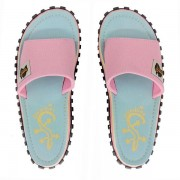 Шлепки женские Gumbies Slide Gecko S20