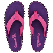 Шлепки Gumbies Flip-Flops Duckbill Purple S20