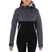 Куртка женская Jetpilot Flight 2mm Tour Coat Black/White
