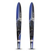"Лыжи парные прогулочные O'Brien CELEBRITY W/X7 & RT S20 Blue p-p 68"""