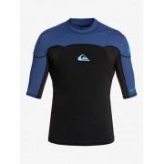 Куртка неопреновая Quiksilver 1mm Syncro NEOS XKBK BLK/Iodine BLUE