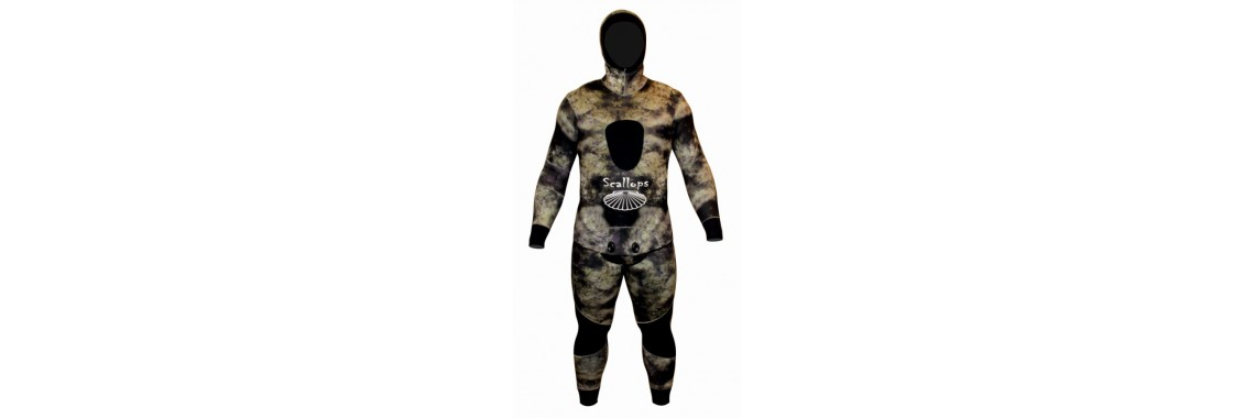 spearfishing wetsuit