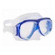 Маска Scallops M23 clear/dark blue