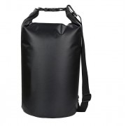 Гермомешок Scallops Dry Bag black одна лямка 10L