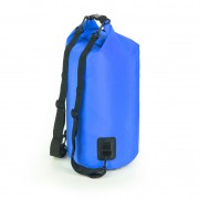 Гермомешок Scallops Dry Bag Dark Blue две лямки 30L