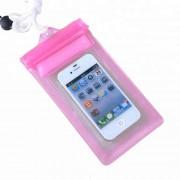 Гермочехол Scallops Phone bag pink