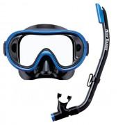 Набор Reef tourer дет. (маска+трубка) чер. силик. RCR0204 BKMB