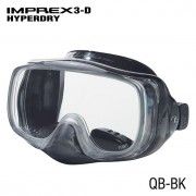 Маска TUSA Imprex 3D Hyperdry TS M-32QB BK