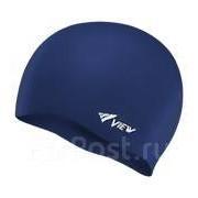 Силиконовая шапочка для бассейна VIEW TS V-31 nigth blue