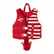 Спасательный жилет детский Yonsub red