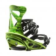 Крепления для сноуборда Flux DS Green 16-17