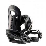 Крепления для сноуборда Flux PR 17-18 (Black)