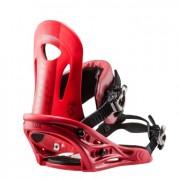 Крепления для сноуборда Flux PR 17-18 (red)