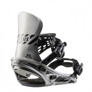 Крепления для сноуборда Flux R2 17-18 (Silver)
