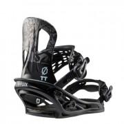 Крепления для сноуборда Flux TT 17-18 (Black)