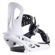 Крепления для сноуборда FLUX TT S20 white