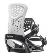 Крепления для сноуборда FLUX PR S20 black/white