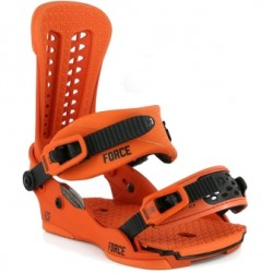 Крепления для сноуборда Union Force orange