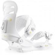 Крепления для сноуборда Union Rosa (white) S19