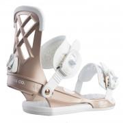 Крепления для сноуборда Union Milan Satin Gold S20