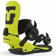 Крепления для сноуборда Union Strata S20 Hazard Yellow