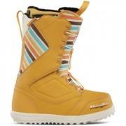 Ботинки для сноуборда THIRTYTWO ZEPHYR FT (yellow) 17-18