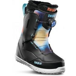 Ботинки Thirty Two Zephyr BOA (black/blue/white)