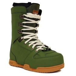 Ботинки для сноуборда Celsius Sonic Trade Laces Green