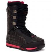Ботинки для сноуборда Celsius Belmond TRAD LACE Black/Pink