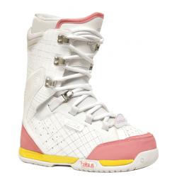 Ботинки для сноуборда Celsius Belmond TL White-Pink 15-16