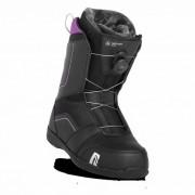 Ботинки для сноуборда Nidecker Maya (black) S19