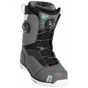 Ботинки для сноуборда Nidecker Trinity BOA focus (space grey) S19