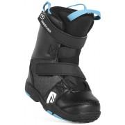 Ботинки для сноуборда NIDECKER Micron mini (black) S19