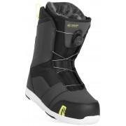 Ботинки для сноуборда NIDECKER Ranger BOA (charcoal) S19