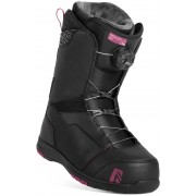 Ботинки для сноуборда Nidecker ONYX BOA (coil black) S19