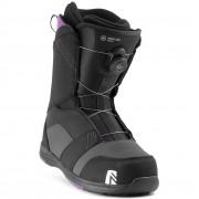 Ботинки для сноуборда Nidecker Maya (black) S20