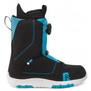 Ботинки для сноуборда NIDECKER Micron Black S21