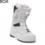 Ботинки для сноуборда Nidecker Trinity BOA white