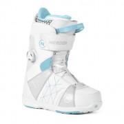 Ботинки для сноуборда NIDECKER TRANSIT W BOA (WHITE) 17-18