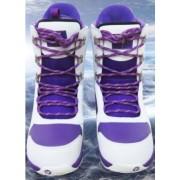 Ботинки для сноуборда Vnine white/purple