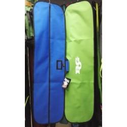 чехол для лыж Pog S-01 blue/green 135cm