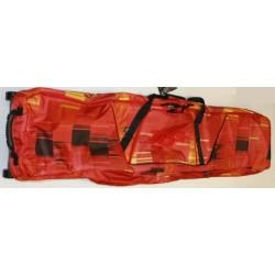 чехол для сноуборда Pog X2 Red 158 см