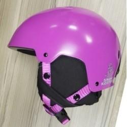 Шлем Snowy Snowkeeper Glossy Purple