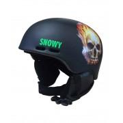 Шлем Snowy S-212 Black