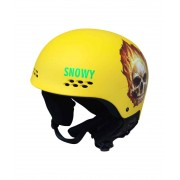 Шлем Snowy H-631 Yellow