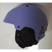 Шлем Snowy Snowkeeper Gr/blue