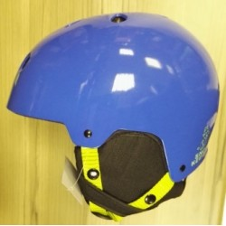 Шлем Snowy Snowkeeper Glossy Blue