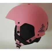 Шлем Snowy Snowkeeper Pink