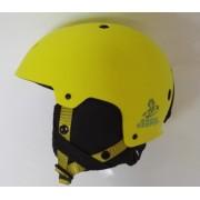 Шлем Snowy Snowkeeper Neon Yellow