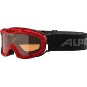 маска Alpina RUBY red